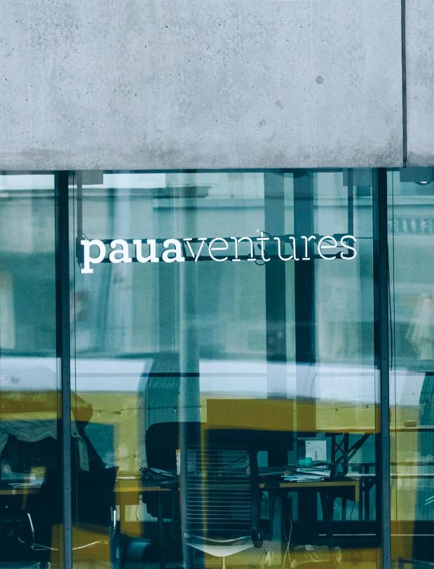 Pauaventures custom 3D Letters