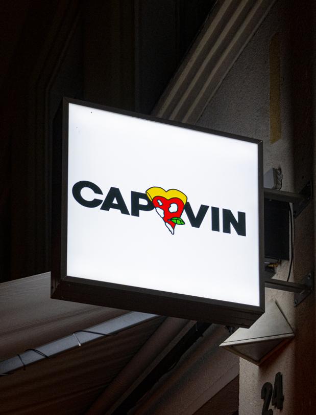 Capvin custom Lightbox